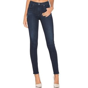 AG • The Farrah High Rise Skinny Jeans Brooks